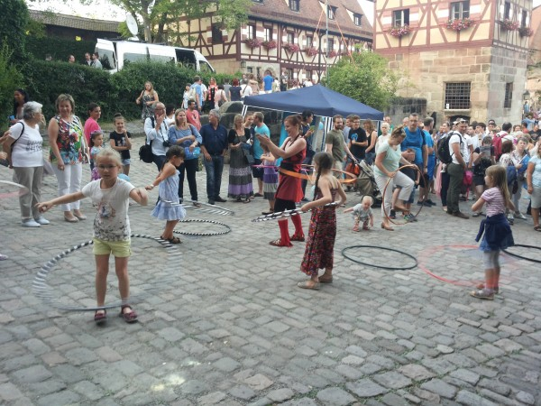 Hula Hoop Workshop